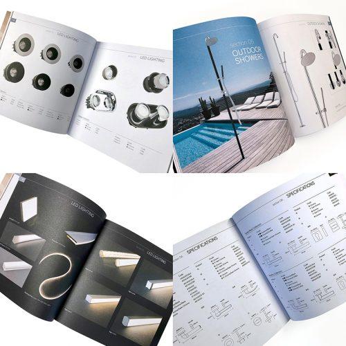 Timage product brochure design