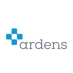 ardens logo design