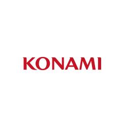 konami logo design