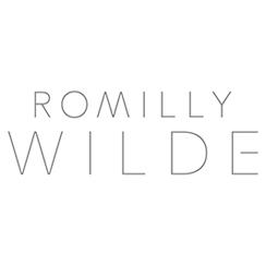 romilly wilde logo design