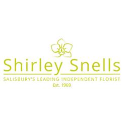 shirley snells logo design