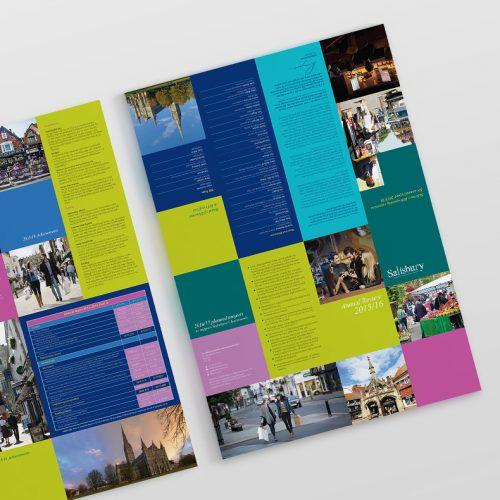 salisbury bid graphic design