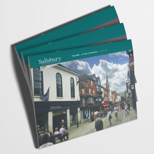 salisbury bid graphic design