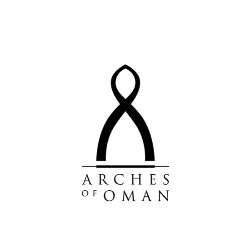 arches of oman logo design agency