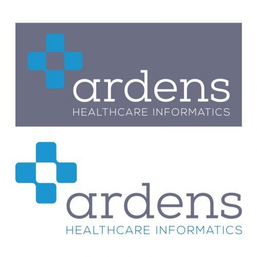 ardens salisbury logo design agency