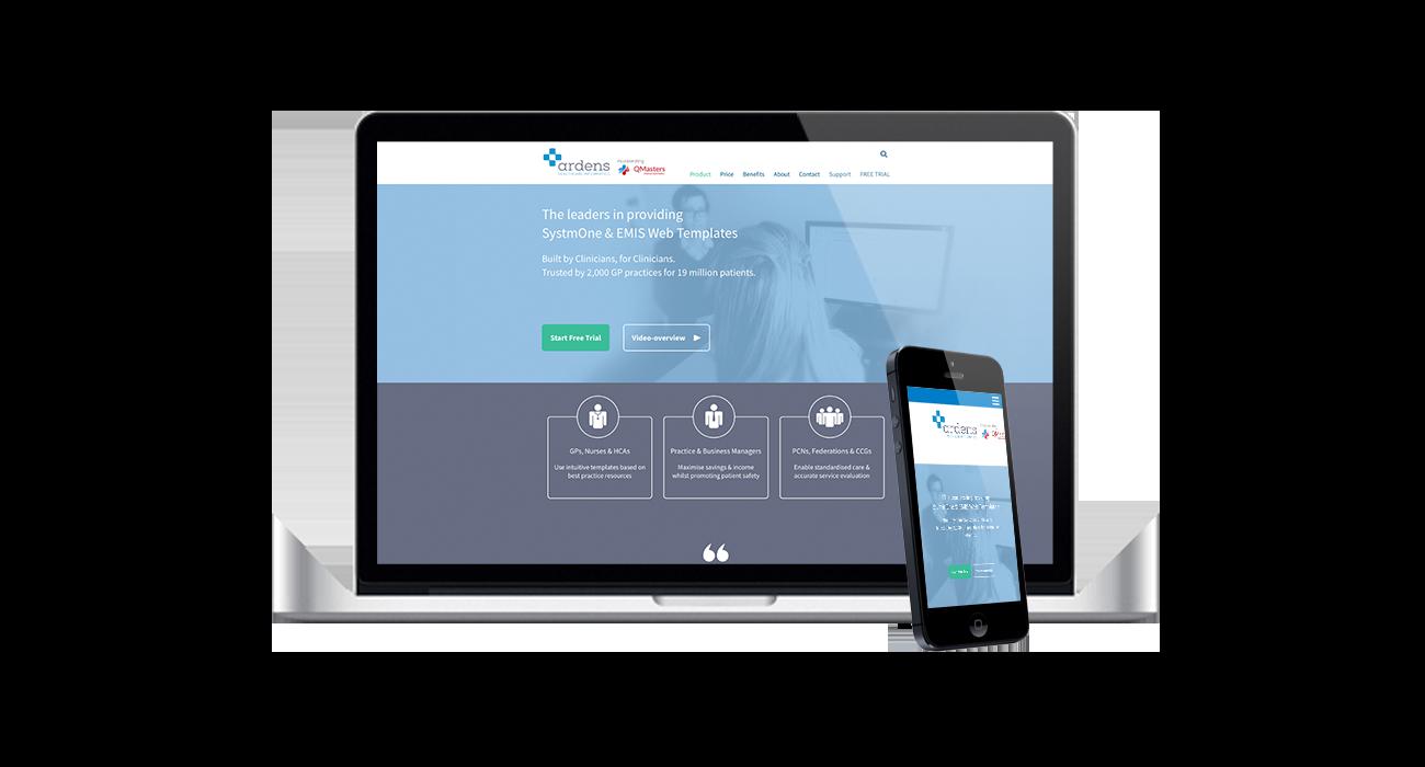 ardens salisbury web design agency