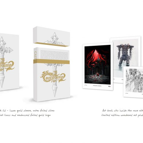 konami video games packaging design
