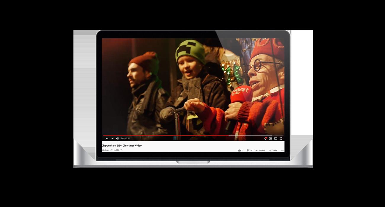 chippenham bid video marketing