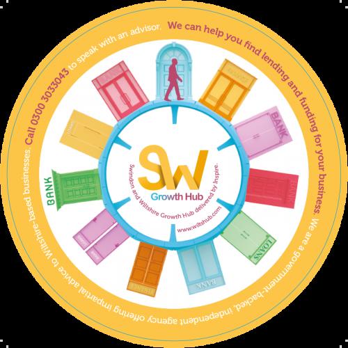 swindon wiltshire leaflet design agency