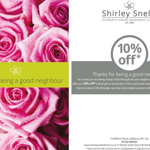 shirley snells salisbury graphic design agency
