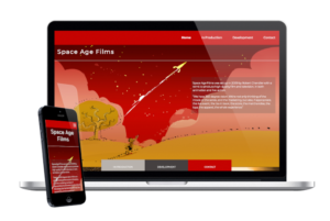 Website for Film Production Company